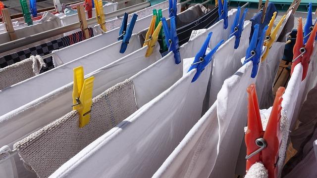 洗濯物を夜干しする際の注意点と外で干す場合の虫除け対策