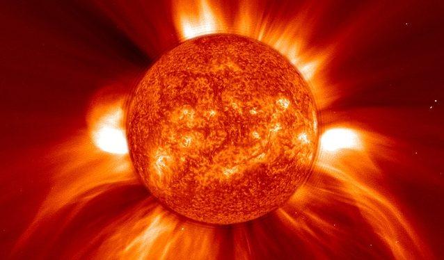 太陽風が人体に及ぼす影響!電子機器や飛行機への被害はあるのか?