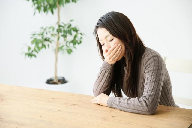 ブレスケアの副作用!吐き気・胃痛・げっぷ・下痢などについて