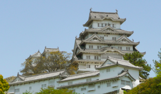 姫路城の桜開花予想2018!見頃・ライトアップ・桜まつりについて