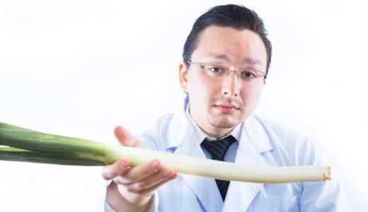 ネギの栄養成分を効率よく摂取する食べ方!白と緑の部分に違いはある?