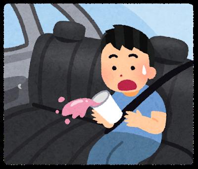 車のシートの汚れ落とし!ジュースやコーヒーなどのシミ抜き方法を紹介