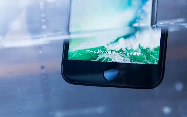 iPhoneXの防水機能はどこまで耐える?お風呂に落としても壊れない?