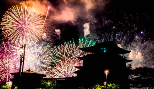 びわ湖花火大会2018の日程・時間!有料席チケットや琵琶湖ホテルの予約は間に合う?