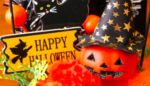 100均グッズで作るハロウィン魔女仮装/小物やメイクもご紹介!
