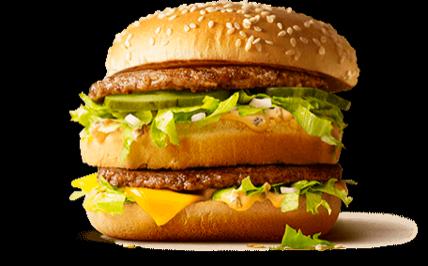 ビッグマックが食べにくい…こぼさないキレイな食べ方はコレだ!