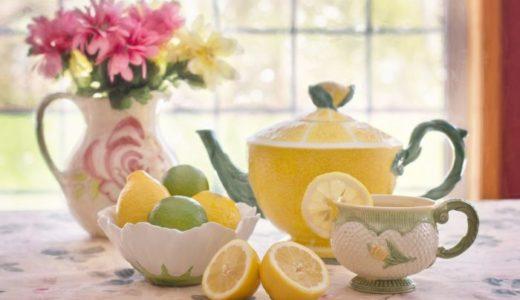 ホットレモンの嬉しい効果効能【風邪や喉の痛みにも効果的】