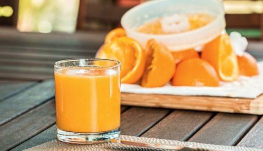 オレンジジュースの飲み過ぎは体に悪い?沢山飲むと太る?
