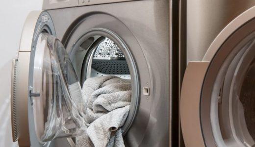 洗濯のすすぎ回数は1回でもいいの?すすぎ残しは大丈夫?