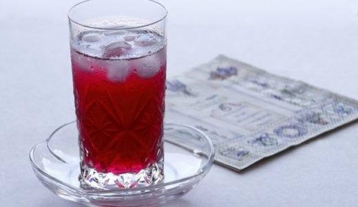 しそジュースの効能でシミが消える?効果的な飲み方を紹介!