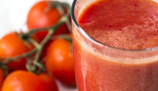トマトジュースの飲み過ぎで便が赤い…これって体に悪い?