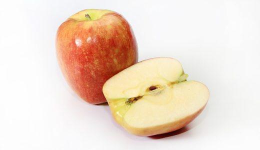 りんごを塩水に浸ける時間は1分でOK!変色を防ぐ方法を伝授